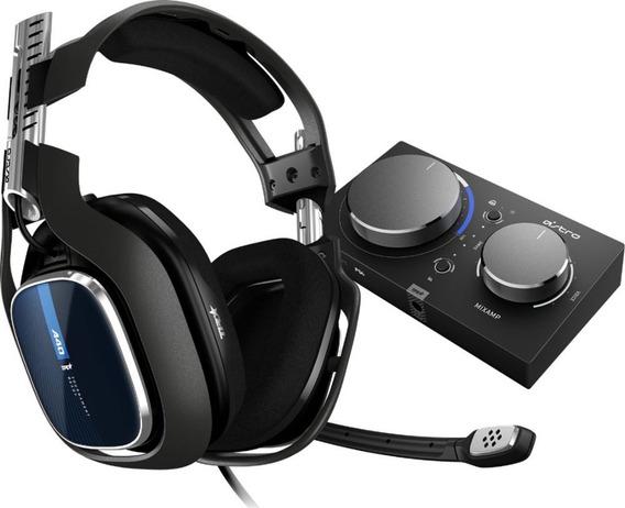 Audifonos Gamer - Astro Gaming A40 Tr Con Controlador Mixamp