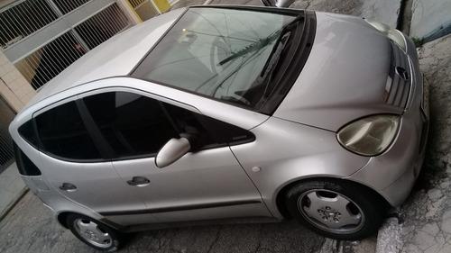 Mercedes Classe A 2003 Elegance Automático