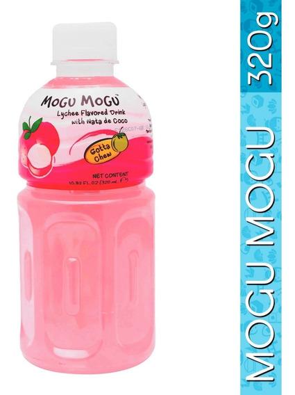 Bebida Mogu Mogu De Lychee Con Nata De Coco 320ml