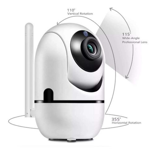 Camara Antenas Inteligente Ip Wifi Auto Seguimiento  351-2