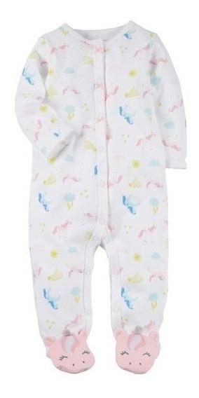 Macacao Pijama Carters Bebe Menina Rn A 9 Meses Carter