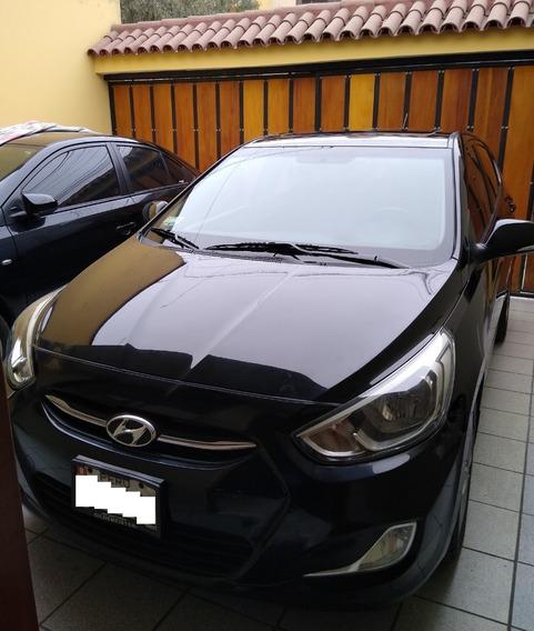 Hyundai Accent Hatchback 2015 55000 Km Gl1.4 Full Equipo Sun
