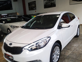 Kia Cerato 1.6 Sx Aut Branco 2015