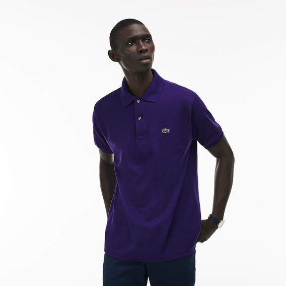 Camisa Camiseta Polo Lacoste Masculina L.12.12 Classic Fit