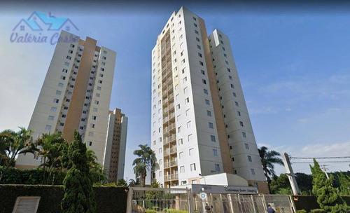 Imagem 1 de 12 de Apartamento Com 2 Dormitórios À Venda, 48 M² Por R$ 330.000,00 - Cidade Patriarca - São Paulo/sp - Ap1332
