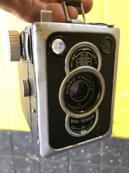 Câmera Antiga Zeiss Ikon