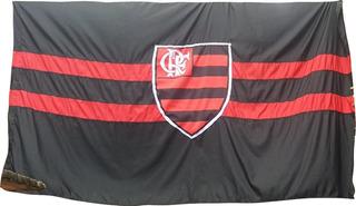 Bandeira Flamengo Grande Tamanho 3m X 2m 2019