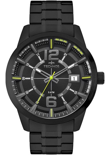 Relógio Technos Masculino Performace Racer 2315kzv/4p