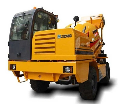 Imagen 1 de 8 de Mezcladora De Concreto Autocargable Xcmg Slm4 -dólar Oficial