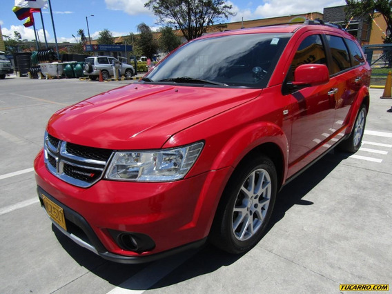 Dodge Journey Rt Americana 3.6 2012