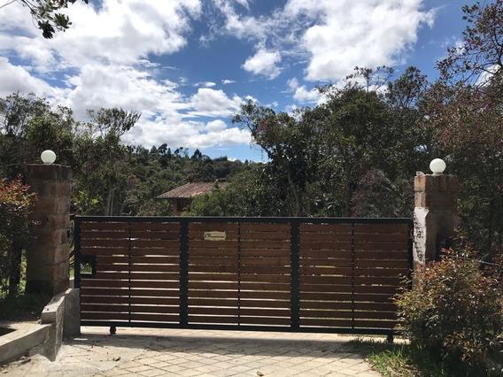 Vendo Lote Con Casa En Santa Elena / El Placer