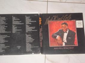 Disco De Vinil - Nat King Cole - Caixa Com 5 Discos