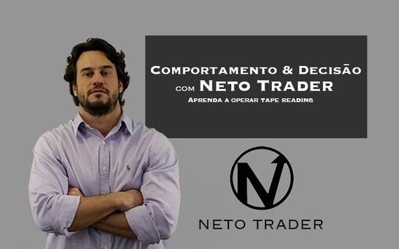 Tape Reading - Neto Trader + Bonus+planilha De Gerenciamento