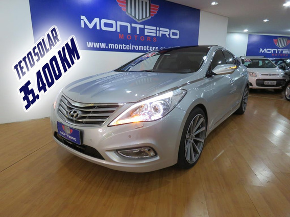 Hyundai Azera 3.0 Gls V6 Aut Top De Linha C/ Teto 34.400 Km