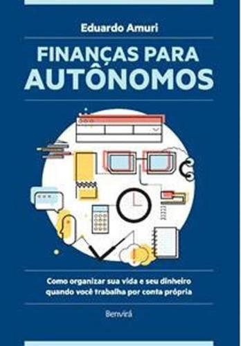 Livro Finanças Para Autônomos