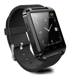 Smart Watch Reloj Inteligente Deportes Bluetooth Tactil Android iPhone Cuenta Pasos Garantia