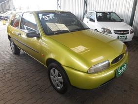 Ford Fiesta Clx 1.4mpi 16v 4p 1997
