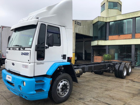 Ford Cargo 2422 Truck Ano 2005 Chassis 10 Mts /financia 100%