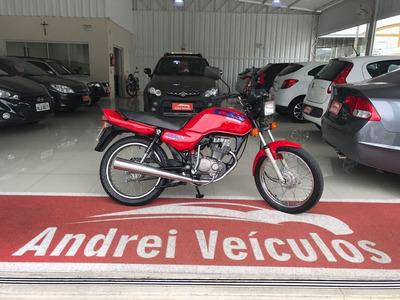 Honda Cg Titan 125 Apenas 3.000 Km Toda Original 1995.