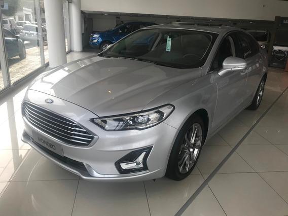 Ford Mondeo Sel 2.0 At 240cv 0km 2020 Stock Físico