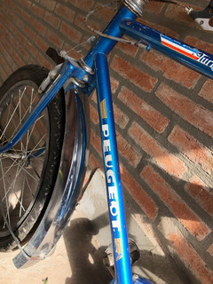 Bicicleta Peugeot 1980