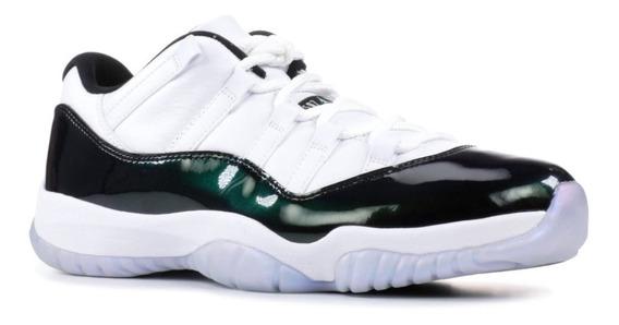 Air Jordan Xi Retro Low Emerald
