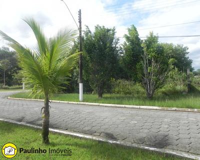 Terreno Vendo Na Praia De Peruíbe - Tr00849 - 33738646