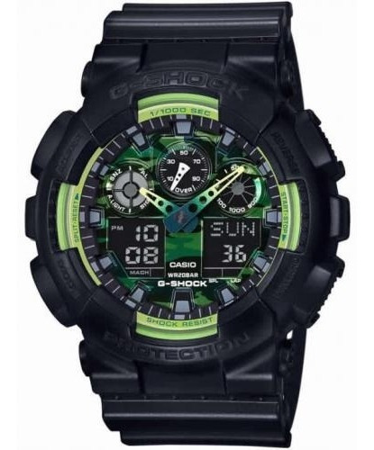 Relógio Casio G-shock Ref. Ga100ly