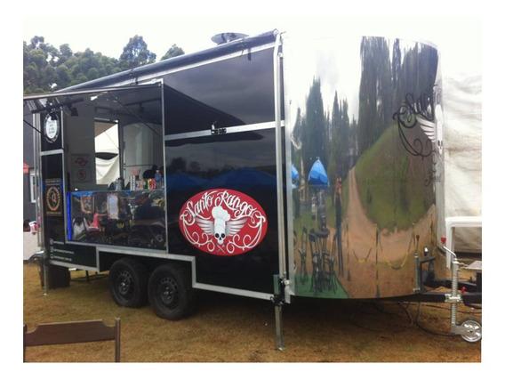 Food Truck - Trailler