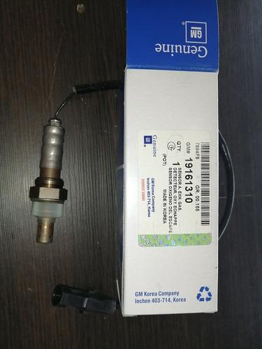 Sensor Oxígeno Corsa Meriva Montana 1 Cables Original