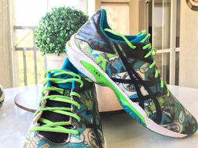 Tênis Asics Gel Solution Speed 3 Limites Edition Nyc