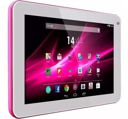 Tablet Com Tela De 9 Polegadas + Entrada Para Chip
