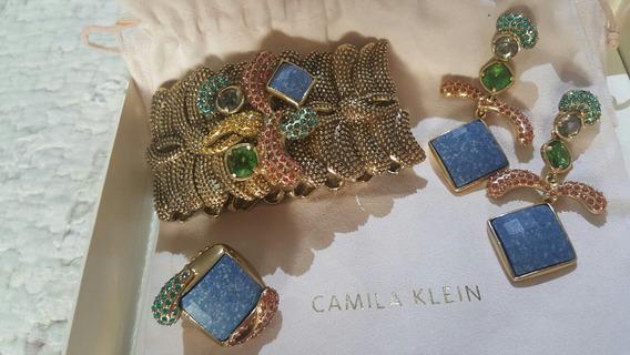 Belíssimo E Luxuoso Conjunto, Camila Klein.