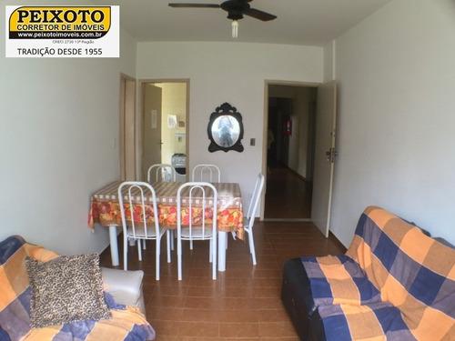 Quarto E Sala Na Av. Beira Mar Na Praia Do Morro - Ap00163 - 3320390