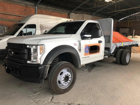 Ford F-450 6.7l Ktp Diesel At 2018