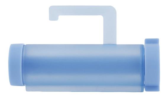 Rolando Plástico Creme Dental Squeezer Banheiro Gadget Ganch