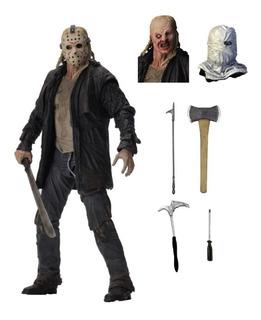 Neca Friday The 13th Ultimate Jason Nuevo Original 7 Scale
