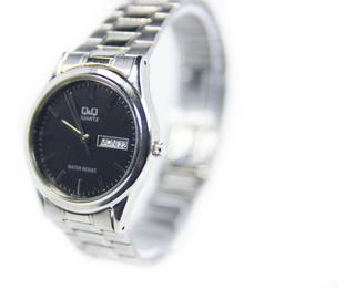Reloj Hombre Qyq Citizen Bb12 Calendario Resistente Agua Gti