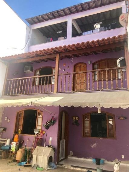 Casa Em Mutuá, São Gonçalo/rj De 42m² 2 Quartos À Venda Por R$ 350.000,00 - Ca284543
