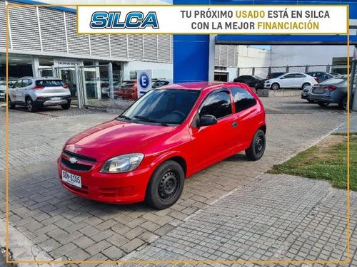 Chevrolet Celta 3 Ptas 2012 Rojo 3 Puertas
