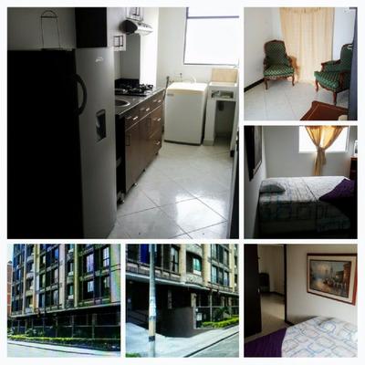 Arriendo Apartamento Amoblado Cerca Al Metro