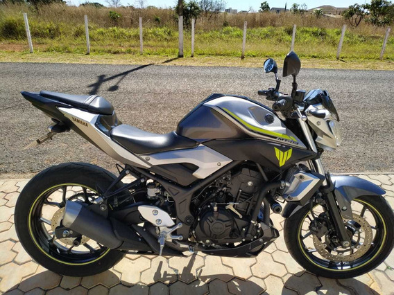 Yamaha Mt03 2017/18 Abs