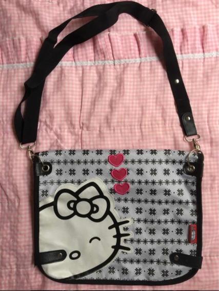Bolso Bandolera Hello Kitty Cartera Footy