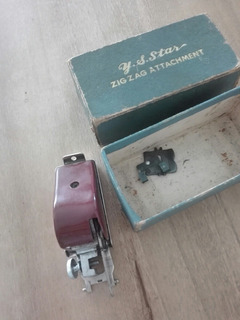 Zig Zager Automatico.para Maquina, De Coser