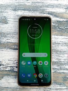 Motorola Moto G7 Usado De 64gb