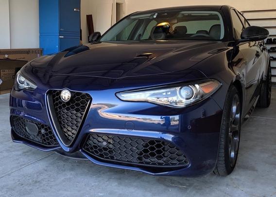 2017 Alfa Romeo Giulia Ti, 2.0l, 4 Cil.