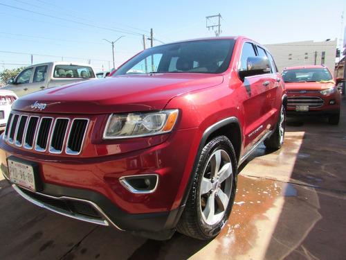 Jeep Gran Cherokee 2014 Limited V6
