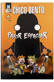 Graphic Msp - Chico Bento: Pavor Espaciar (capa Dura)/panin