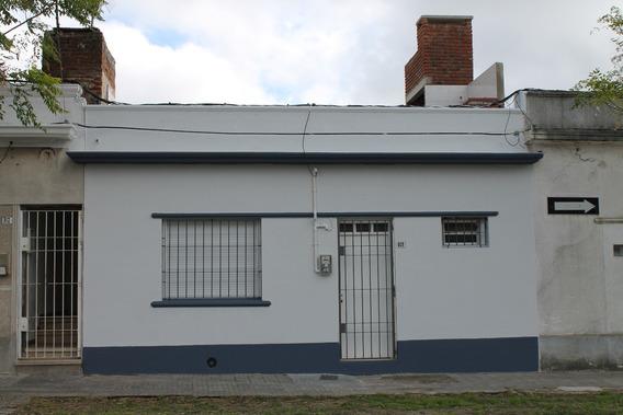 Casa Exterior De 2 Dorm, Parrillero Reformada A Estrenar!!!