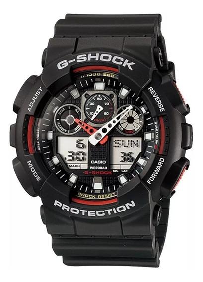Relógio Masc. Militar Esportivo Casio Modelo Gshock Ga100